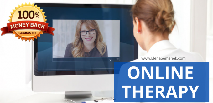 Online Psychologist - Online Therapy - Elena Semenek