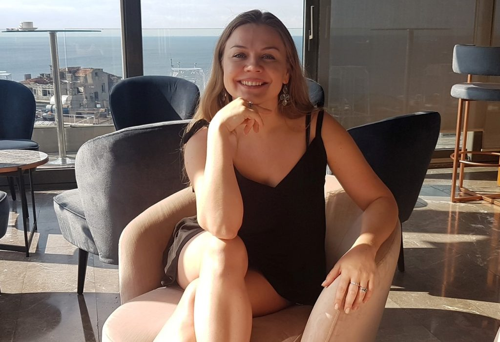 Elena Semenek, your online psychologist