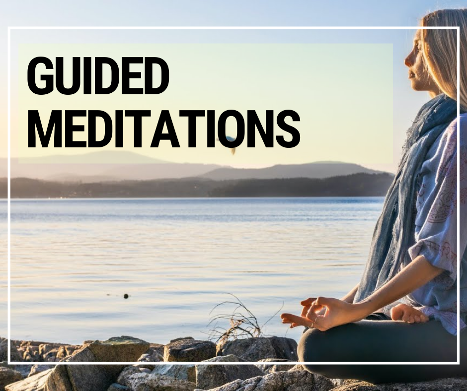 Free Guided Meditations Online with Elena Semenek