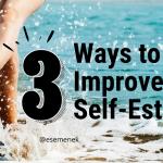 Ways to Imporove Self-Esteem