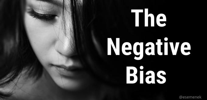 The Negative Bias - Elena Semenek
